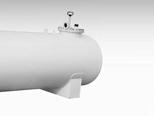Cylinder tanks