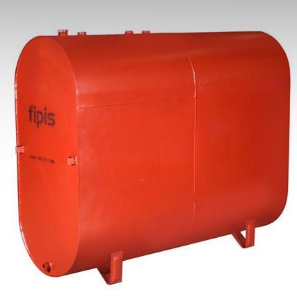 Ovaler Tank