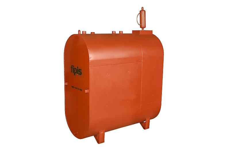 Ovalni dvoplaščni rezervoarji tipa DBC