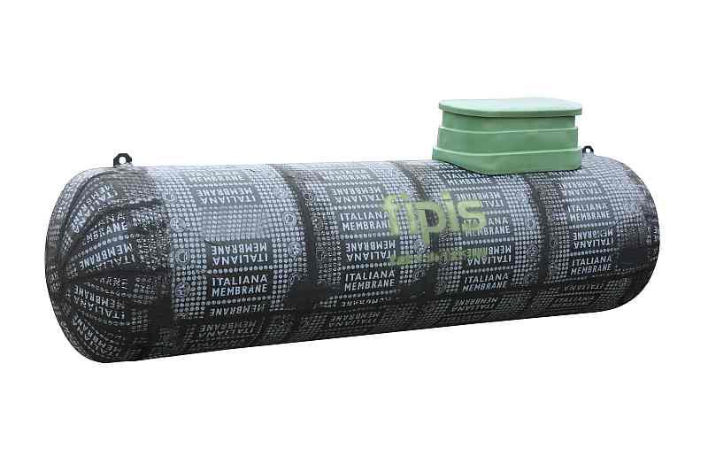 Valjasti podzemni horizontalni rezervoarji