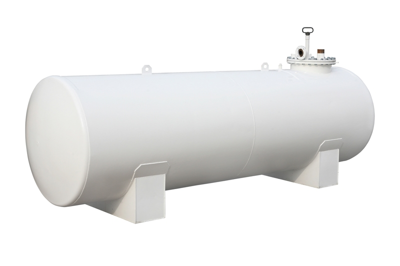 Zylinderförmige Tanks